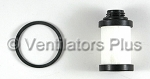 4-018055-00 Filter Element (single) Air/Oxygen Covidien 7200