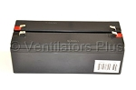 9609546 Accumulator Battery Set, 12V 2.3Ah Maquet Servo 300 Ventilator