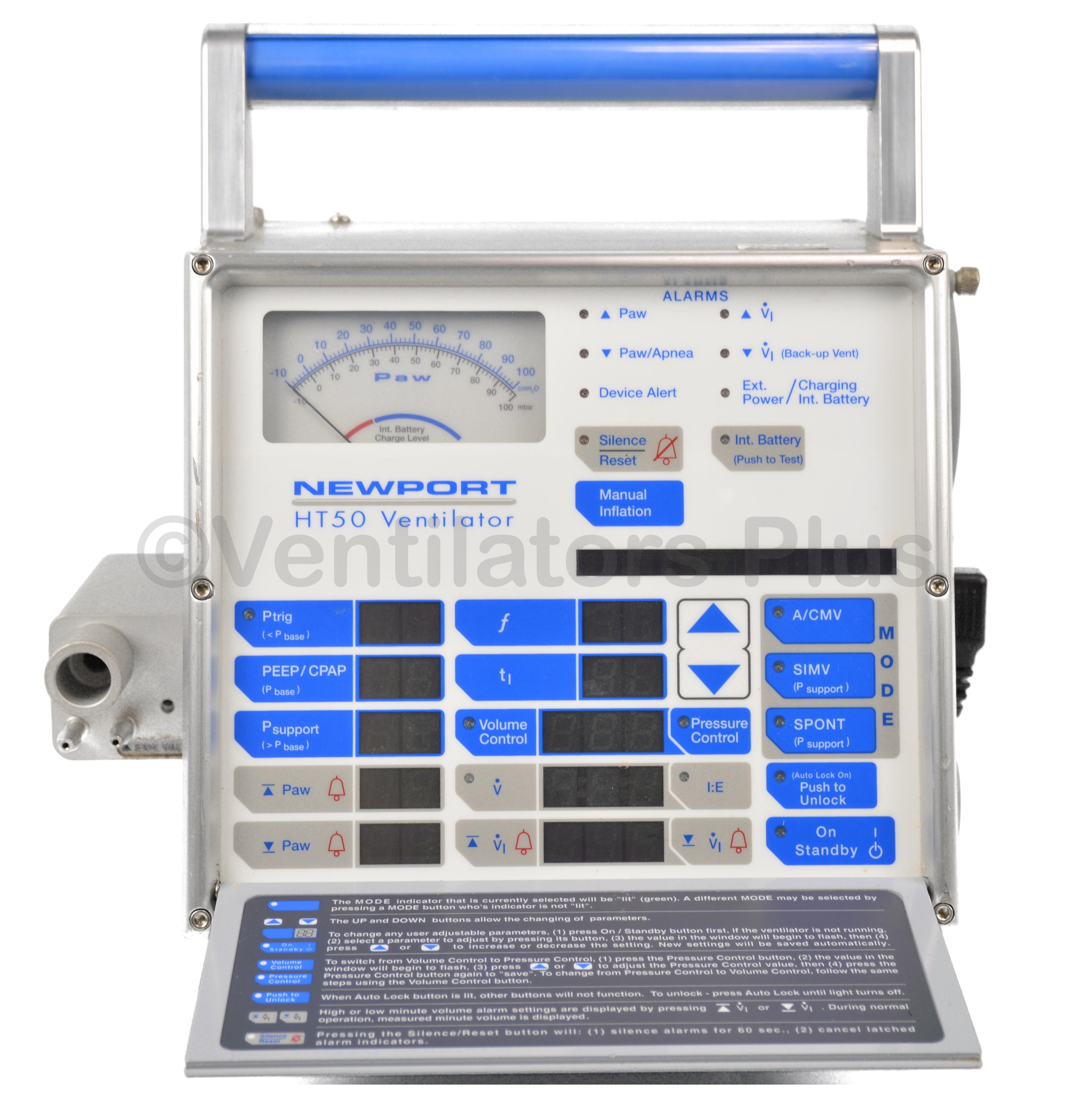 Newport ventilator