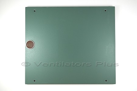 35430 Bottom Panel with Screen, Respironics PLV-102