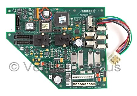 582146 Pressure Air Flow Subsystem, Philips Vision for S/N<106k