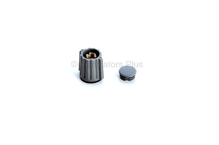 6195122 Knob 14 MM Grey with Wings, Maquet Servo 300 Ventilator