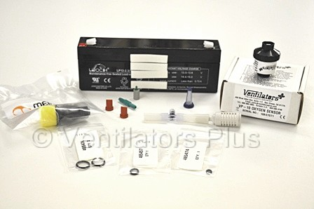 777242-101 Annual PM Kit for Carefusion SIPAP Infant Flow