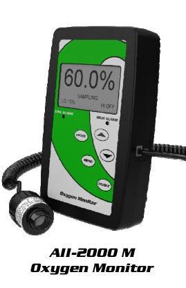 Aii-2000 M Oxygen Monitor
