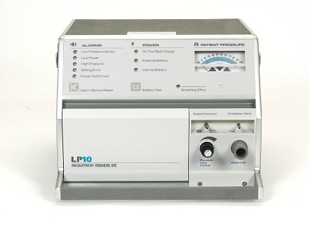 Covidien LP10 Portable Ventilator