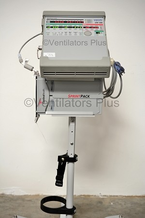 Carefusion Pulmonetic LTV 1200 Portable Ventilator & Sprint Pack System