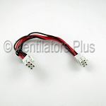 1004696 Power Harness PC/DC, Respironics Philips, Vision BiPAP, S/N >106K