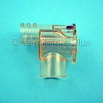 20005 Exhalation Valve Body Assy, Carefusion Vela & 8400ST