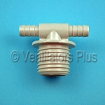 4-076207-00-Accumulator Fitting (806 compressor) Covidien 840