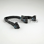 580065 Dual Black Cable, Phillips Vision