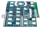 6037985 PC Board 1614, Display for Maquet Servo 300 Ventilator