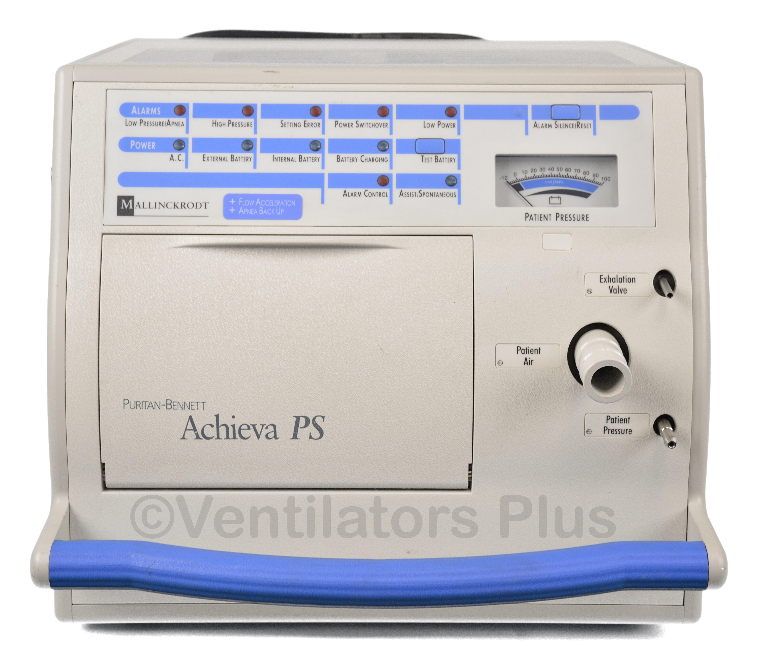 Covidien Achieva PS Portable Ventilator