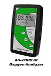 Aii-2000 HC Oxygen Analyzer