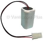Battery Pack, 4.8V 0.6AH Carefusion Bear Cub/BP2001 Ventilator