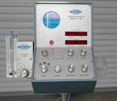 sechrist iv 100b infant ventilator with oxygen blender rh stores ventilatorsplus com sechrist iv 200 service manual sechrist 3500 service manual