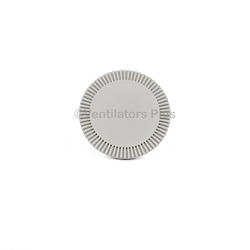 18334-001 Rotary Knob (Grey) w/ Spring Assembly, Carefusion LTV Series