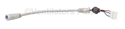 11498 Pigtail Cable Assembly, Carefusion LTV Series Ventilator