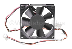 16256 Fan Assy. Large 80mm (After SN. AET4000 ) Carefusion Vela (Newer Version)