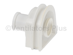 4-019353-00 Patient Outlet Connector Covidien 7200 Ventilator