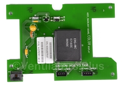 4-075761-SP Exchange Backlight Inverter PCB, Covidien/Medtronic 840 Ventilator