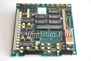 4-016200-00 Front Panel Display PCB, Enhanced Plus Covidien 7200
