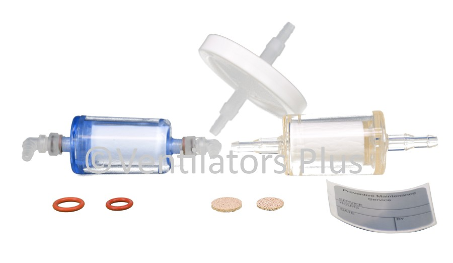 50000-13040 Annual PM Kit without Air Regulator, Carefusion Bear Cub 750 Ventilator