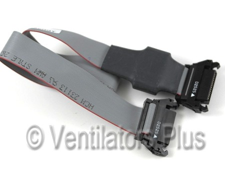 582024 Oxygen to PC Ribbon Cable, Respironics Vision